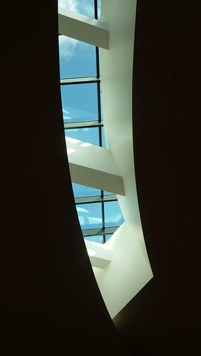 daniel libeskind in las vegas interior of daniel libeskind flickr. Black Bedroom Furniture Sets. Home Design Ideas