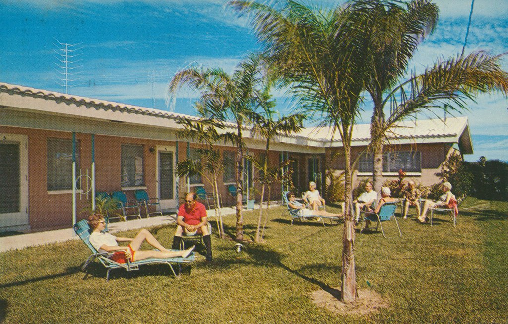 Viking Apartment Motel - Clearwater Beach, Florida