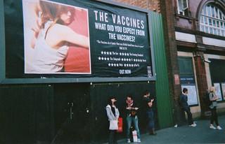 the vaccines billboard Vaccines & Immunizations