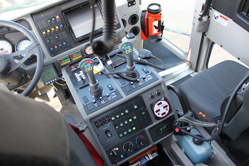 England Airpark Fire & Rescue Cockpit | by England Airpark
