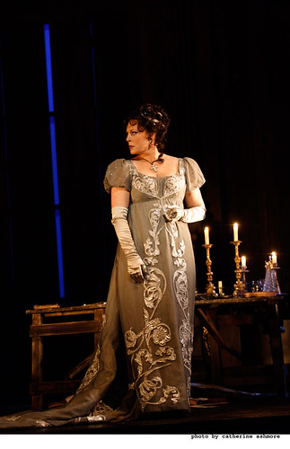 Martina Serafin as Tosca in Tosca © Catherine Ashmore/ROH 2011 | by Royal Opera House Covent Garden