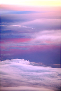 Window Seat - Sunset clouds @ 32000ft over Florida - IMGB7110-2-800 | by Bahman Farzad
