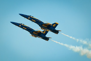 Blue Angels - Slow Pass | by hyku