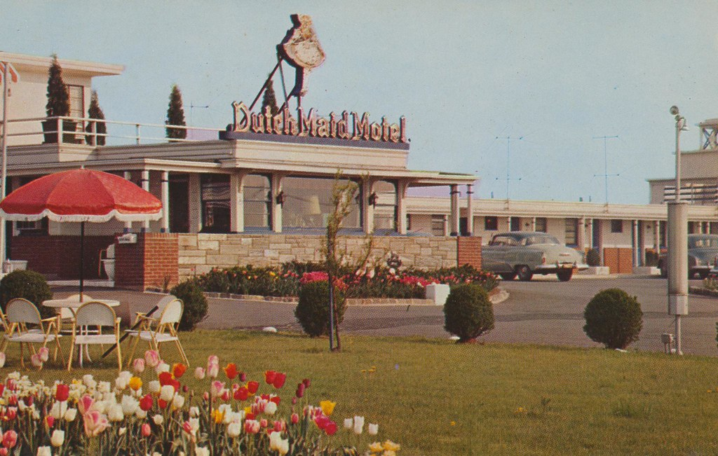 Dutch Maid Motel - Woodbridge, New Jersey