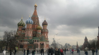Saint Basil's Cathedral | by whatleydude