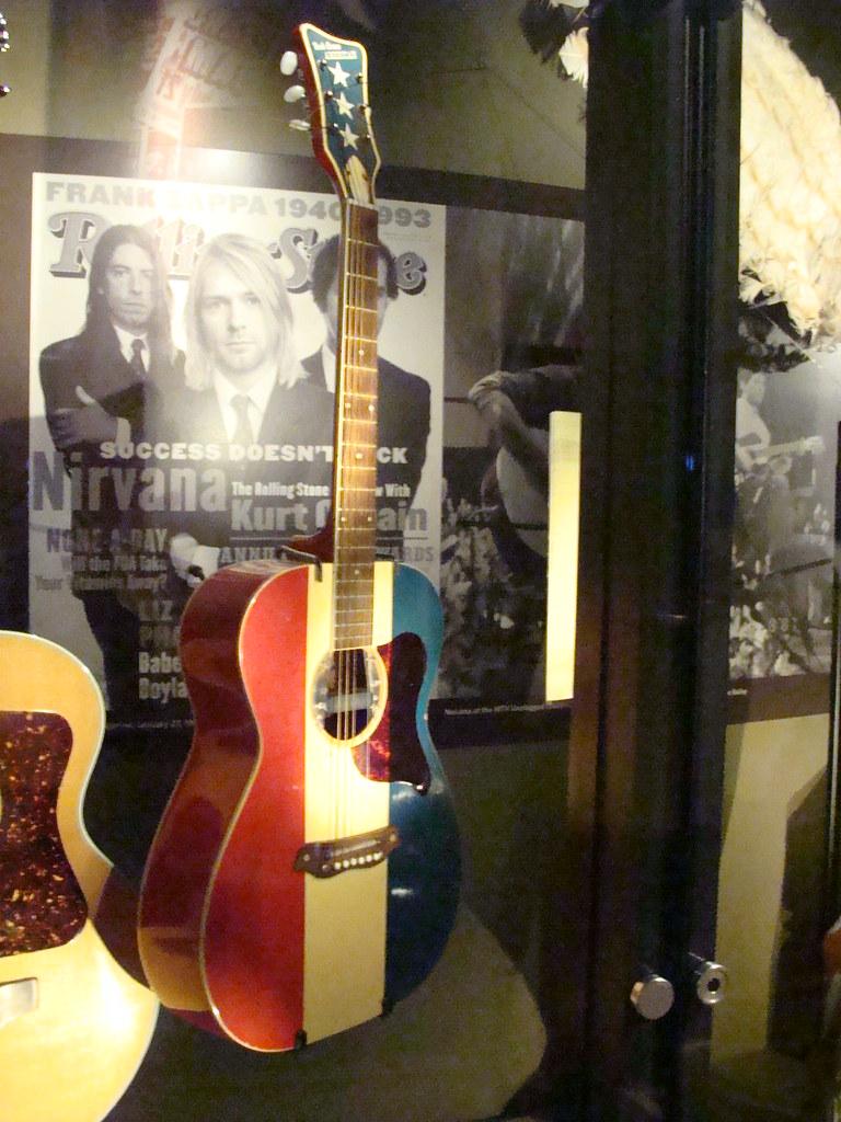 Buck Owens American Acoustic Guitar Taraden Flickr