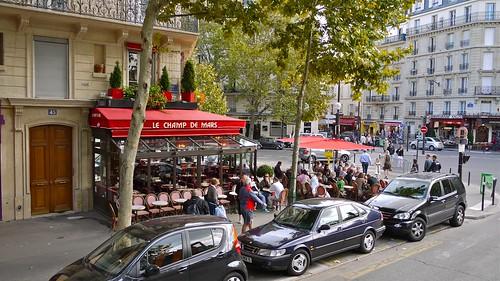 Marie Cafe Bistro Ristorante Hannover