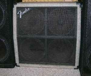 4x12 Fender cabinet | The M-80 series 4x12 speaker cabinet t… | Flickr