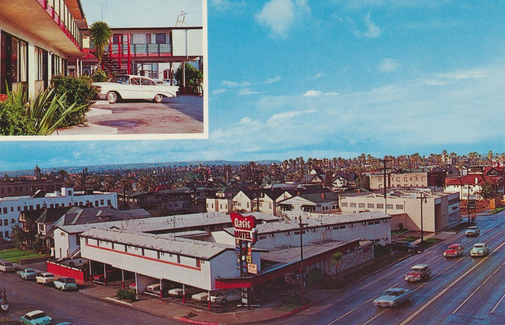 Oasis Motel - Los Angeles, California