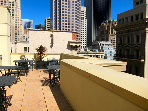 Rooftop Hotel San Francisco