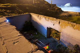 Timelapse Dolly @ Sutro Baths | by geekyrocketguy