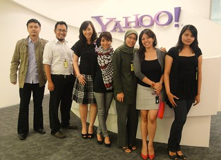 AXIS visit | by Yahoo! Indonesia