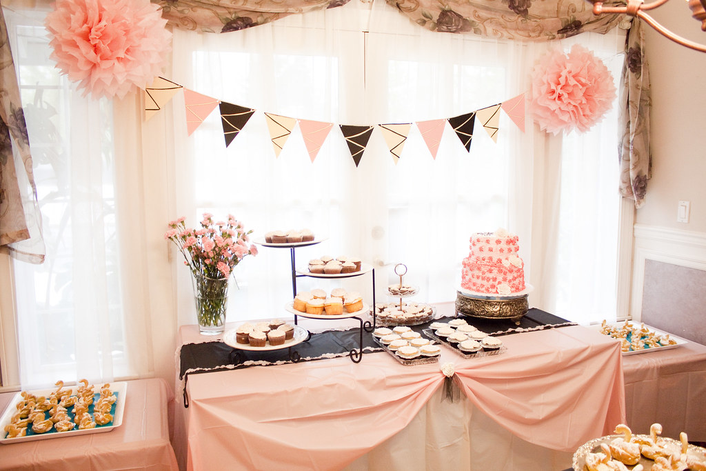 Baby Shower Dessert Table Kw Photography Flickr