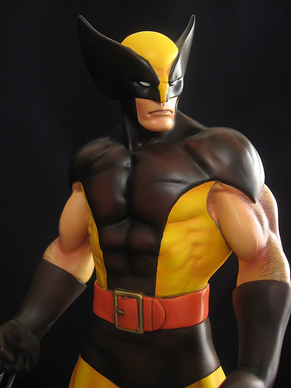 Bowen Brown Suit Wolverine | Bowen Designs Wolverine. | Flickr