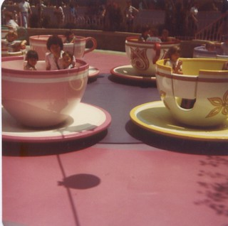mad tea party 1983 | by Finding Mickey