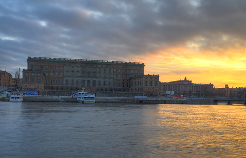 An Evening on Skeppsholmen I | by henriksundholm.com