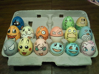 Pokémon Easter Eggs 2011 | by Yaltro