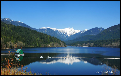 Capilano Lake N5908e | by Harris Hui (in search of light)