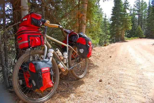 Utah Bicycle Tour Day 4