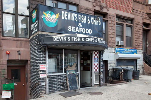Devin 39 s fish chips seafood saint nicholas boulevard for Devins fish and chips