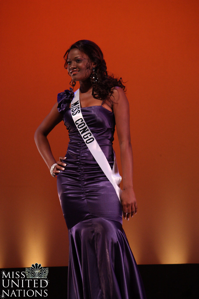 Arielle Nguwa | Miss DR.Congo Evening Gown | Utah Pageants | Flickr