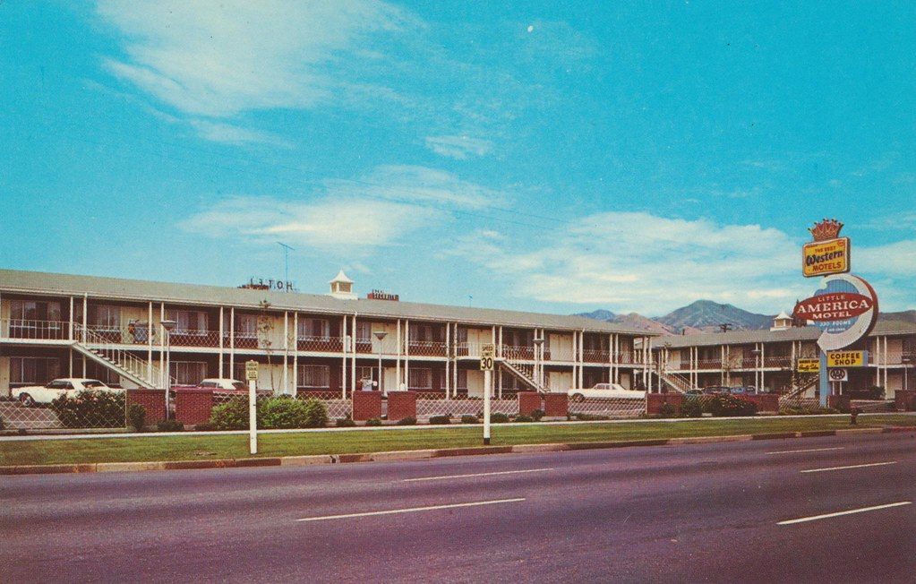Little America Motel - Salt Lake City, Utah