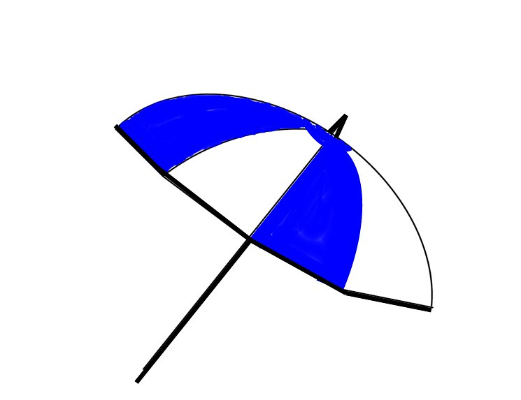 beach umbrella clipart | this clipart image may be downloade… | flickr