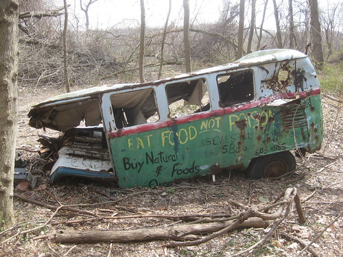 Abandoned VW Bus | by travelr16