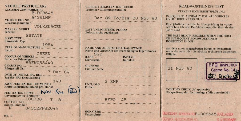 vehicle registration dating adsense disabled dating