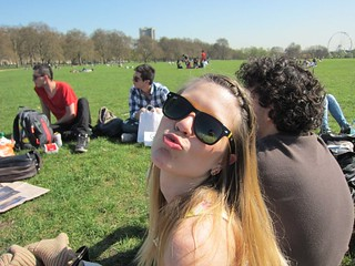 Picnic in Hyde Park | by Shane Global Language Centres