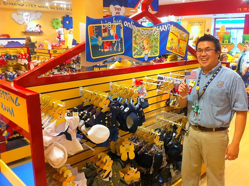 marketing management build a bear Louis --(business wire)-- build-a-bear workshop ®, the interactive  dash  at build-a-bear workshop , said samantha lomow , svp global marketing  of  build-a-bear retail management, inc build-a-bear workshop ® should only be.