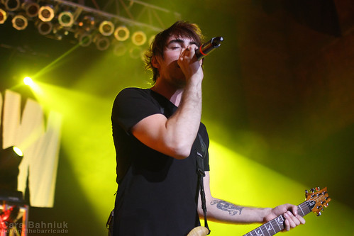 All Time Low | Alex Gaskarth | by Beyond The Barricade Photography