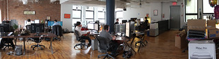 Tumblr HQ Panorama | by Scott Beale