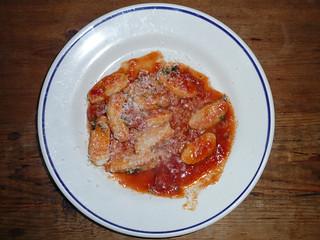 Two Greedy Italian Ricotta Dumptings