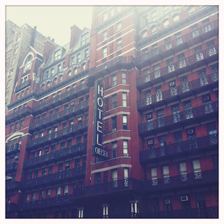 The mistical Chelsea Hotel | by olofw