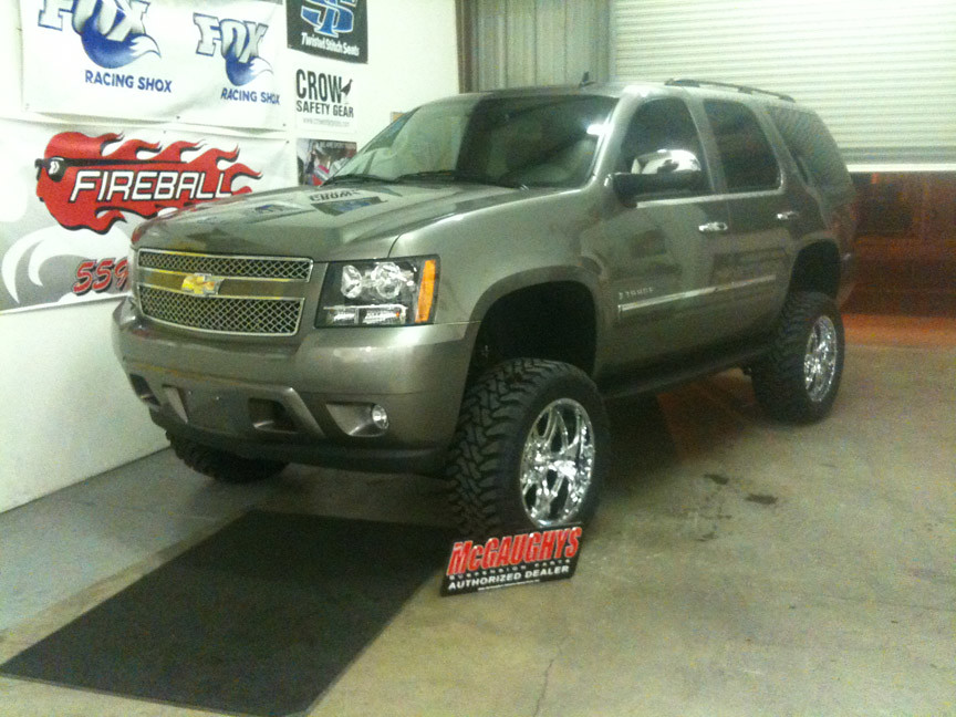 Lifted 2wd Tahoe >> 2007 11 Gm 1500 2wd Tahoe 7 Inch Lift Kit Accessory Partners Llc