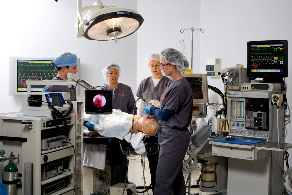 Anesthesiologist Assistant Program At South University Flickr