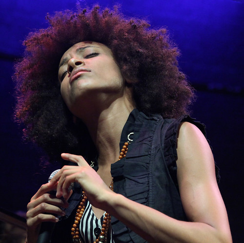 Esperanza Spalding by Andrea Canter | by Jazz Journalists Association