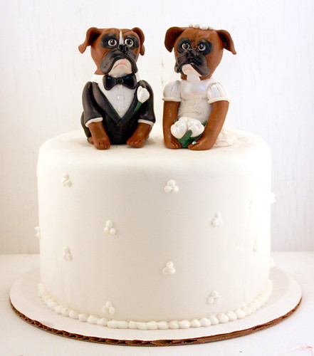 boxing wedding cake toppers boxer wedding cake toppers karly west flickr 12112