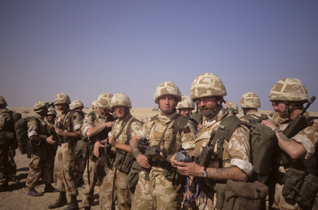 3rrf battlegroup gulf war 1991 guy briselden flickr 3rrf battlegroup gulf war 1991 by guy briselden sciox Gallery