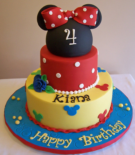 Mickey Mouse Hat Cake Pan