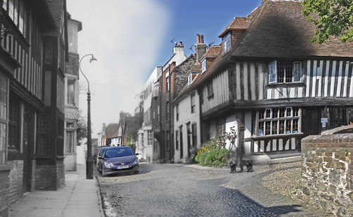 rye , now and then | by loxleyphotography