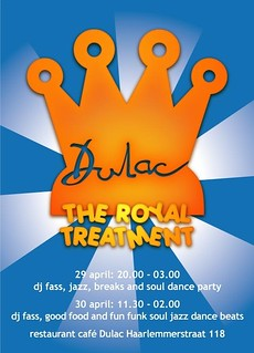Dulac -- Queensnight & Queensday 2009 | by DJ Fass