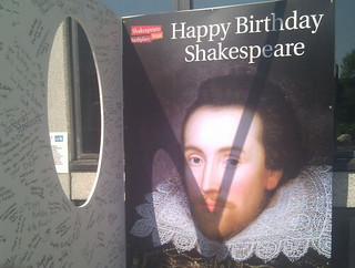 Happy Birthday Shakespeare | by Shakespeare Birthplace Trust