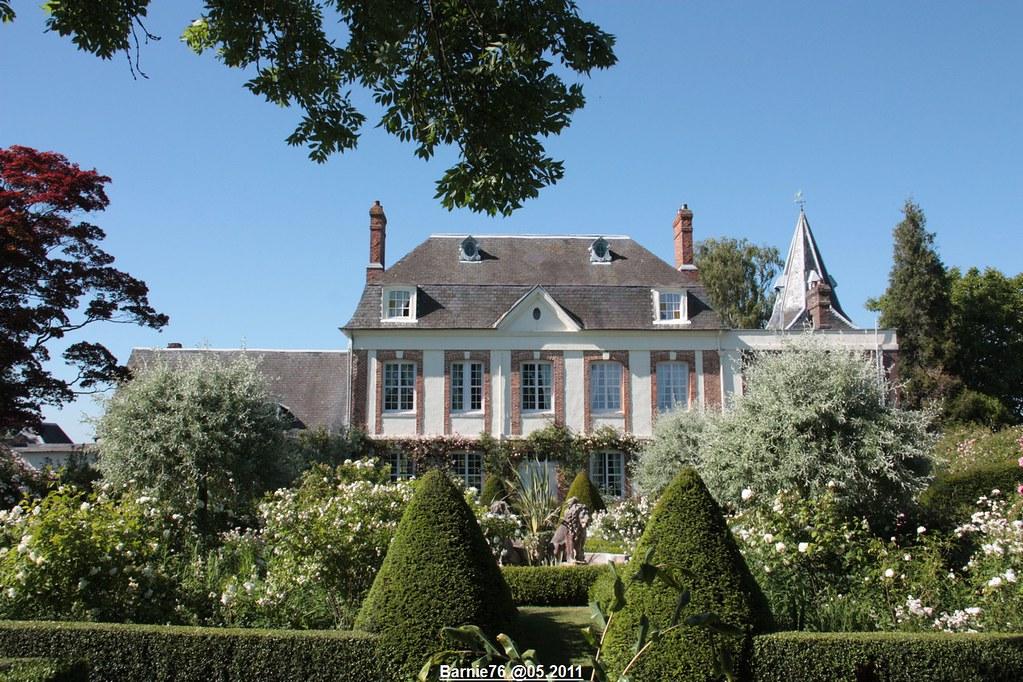 Le Jardin D Angelique Cote Arriere Barnie76 Flickr