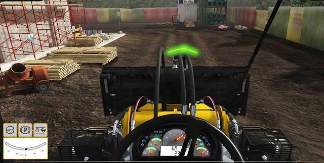 wheel loader simulator pc