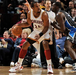 Samardo Backs Down Howard | by Cavs History