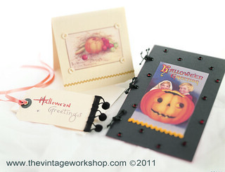 Halloween Cards | by The Vintage Workshop