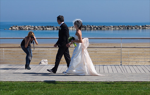 le mariage sur la plage il matrimonio sulla spiaggia weddi flickr. Black Bedroom Furniture Sets. Home Design Ideas
