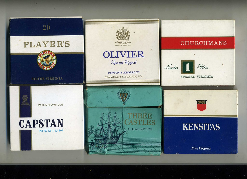 Luxury cigarettes UK